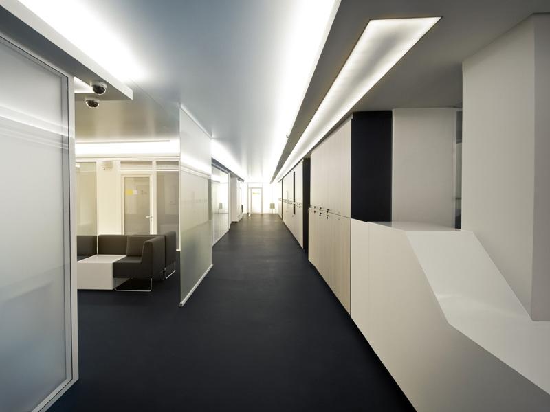Flur, corridor