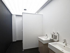 Sanitärräume, sanitary facilities